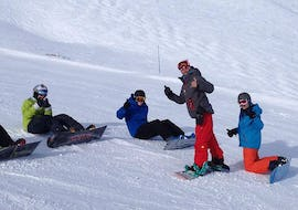 Snowboard Lessons - High Season - All Ages & Levels
