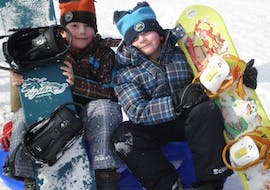 """Snowboard Lessons for Kids & Adults """"Trial Lesson"""""""