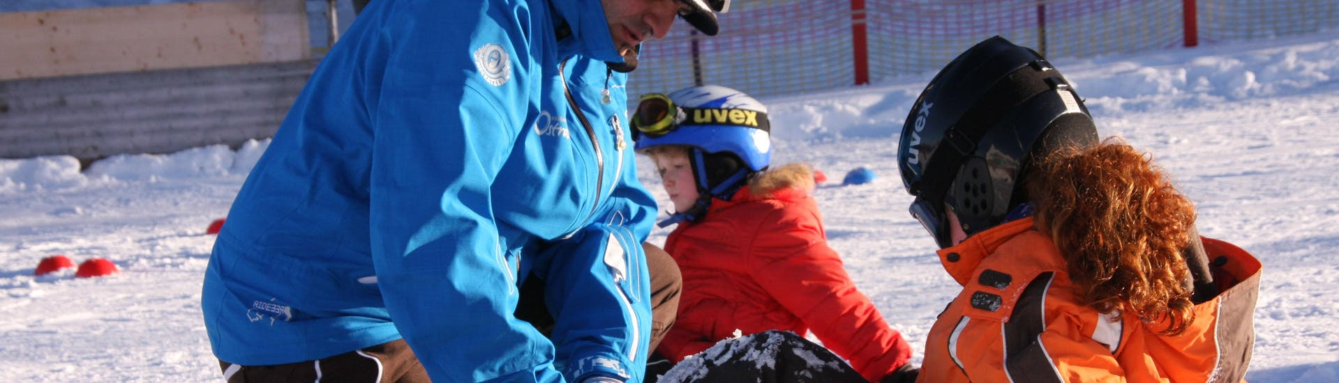 Private Snowboarding Lessons for Kids & Adults of All Levels with Ski & Snowboard School Ostrachtal - Hero image