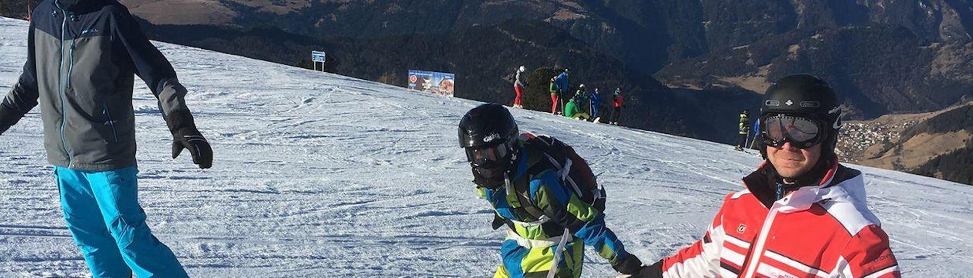 Snowboard Instructor Private in Samnaun/Ischgl