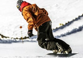 "Snowboard Lessons for Kids & Adults ""Basic Course"""