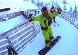 Snowboarding Lessons for Kids & Adults - Beginner