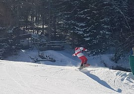 Snowboard Instructor Private for Kids & Adults - All Levels