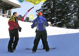 """Adult Snowboarding Lessons """"Cruise Control"""""""