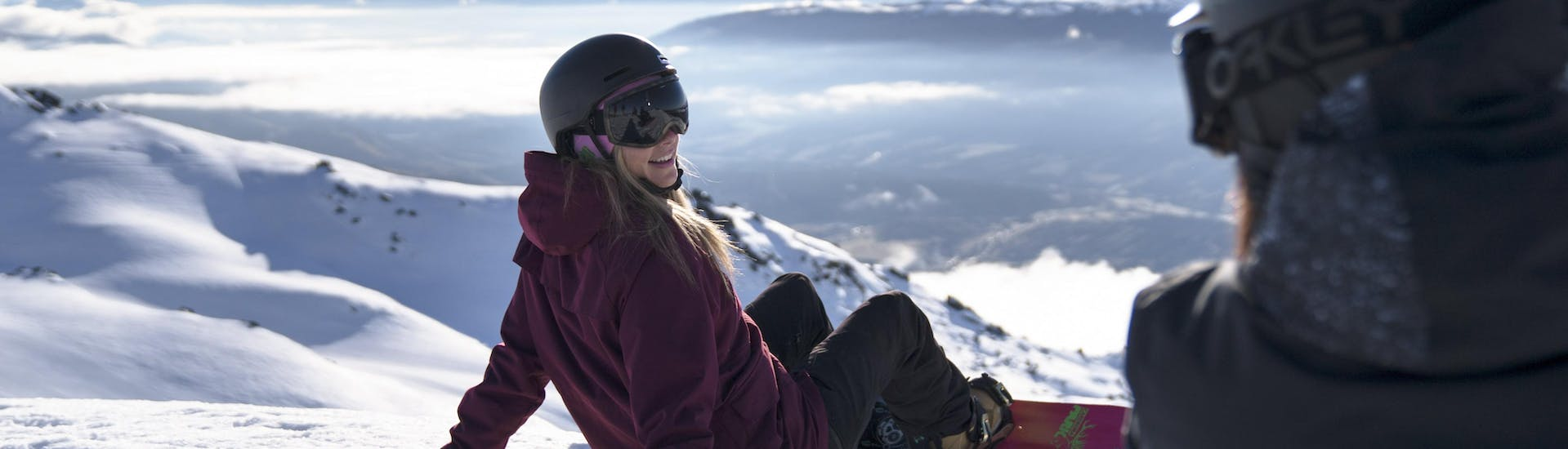 Snowboarding Lessons for Adults - First Timer Package