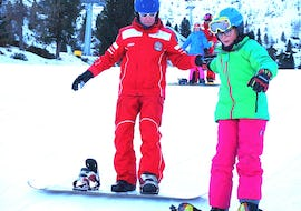 Snowboarding Lessons for Kids (6-15 y.) - Junior Club