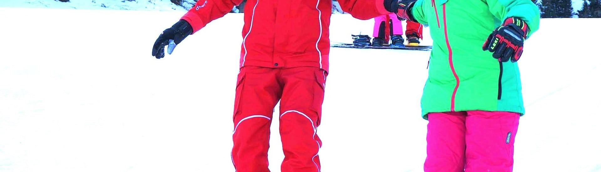 Snowboardkurs für Kinder (6-15 J.) - Junior Club
