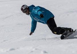 Lezioni di Snowboard per tutti i livelli con Skischule Fieberbrunn Widmann Mountain Sports