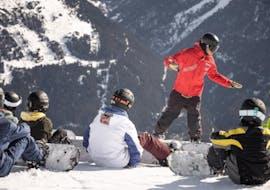 """Snowboardlessen voor kinderen """"All-Inclusive"""" (9-15 jaar)"""