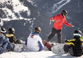 "Snowboarding Lessons for Kids ""All-Inclusive"" (9-15 years)"