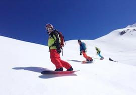 Cours de snowboard (dès 7 ans)- Vacances