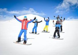 Cours de snowboard (dès 7 ans) - Basse saison