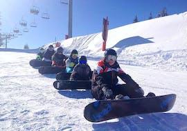 Premier Cours de snowboard (dès 8 ans) - Après-midi