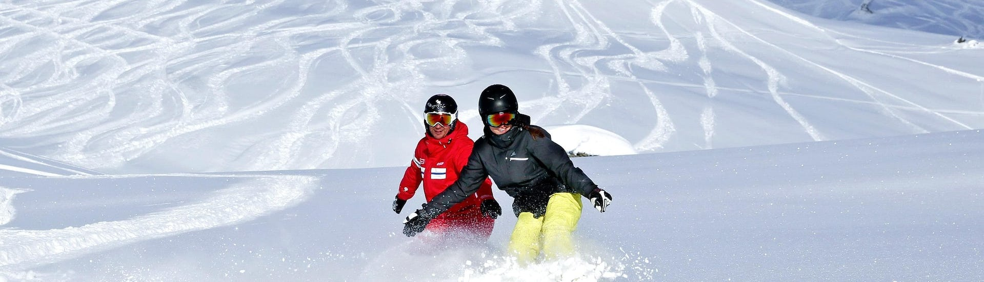 Snowboarding Lessons - High Season - Afternoon