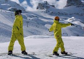Privater Snowboardkurs für Kinder