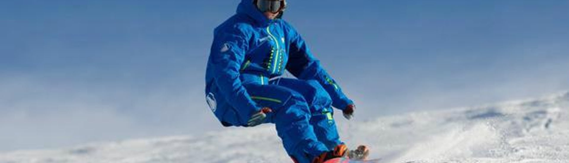 Snowboard Instructor Private - All Levels & Ages - Mornings