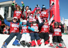 "Ski Lessons ""Snowli Club"" (4-6 years) - All Levels"