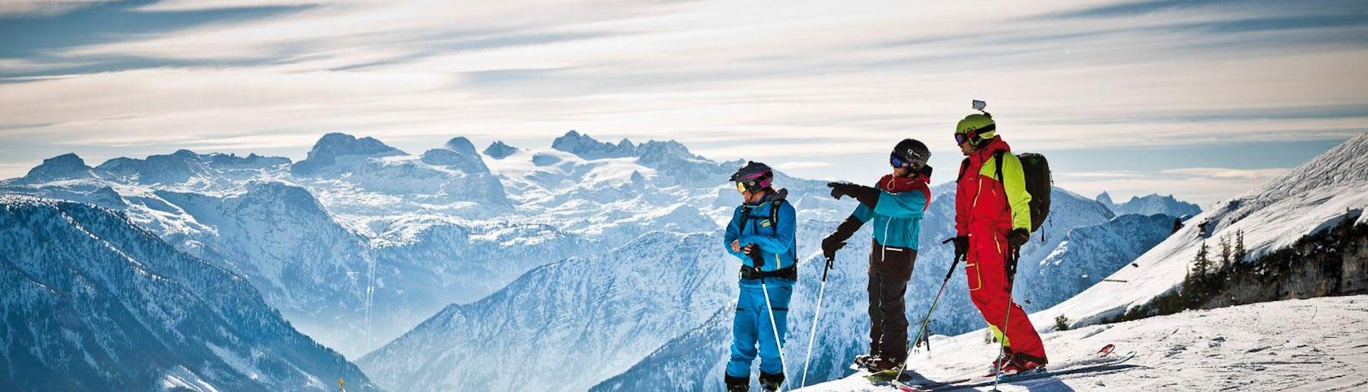 Ski Privatlehrer für Erwachsene - Alle Altersgruppen