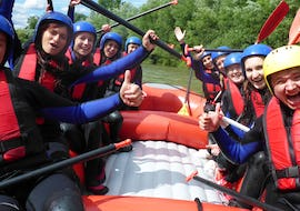 Soft-Rafting - Level 1 - Iller
