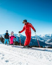 Ski schools in Sölden (c) Ötztal Tourismus, eye5