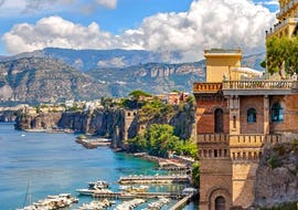 Escursione in Barca da Napoli a Positano e Amalfi