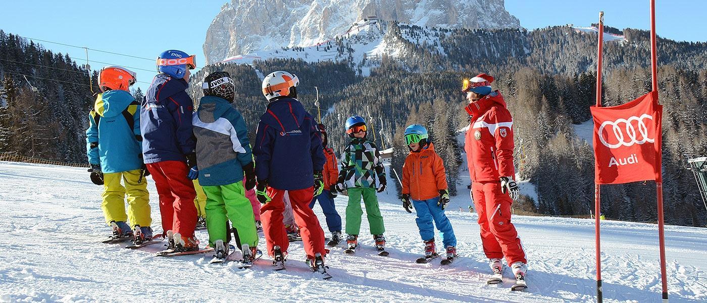 Skilessen voor kinderen vanaf 10 jaar - vergevorderd