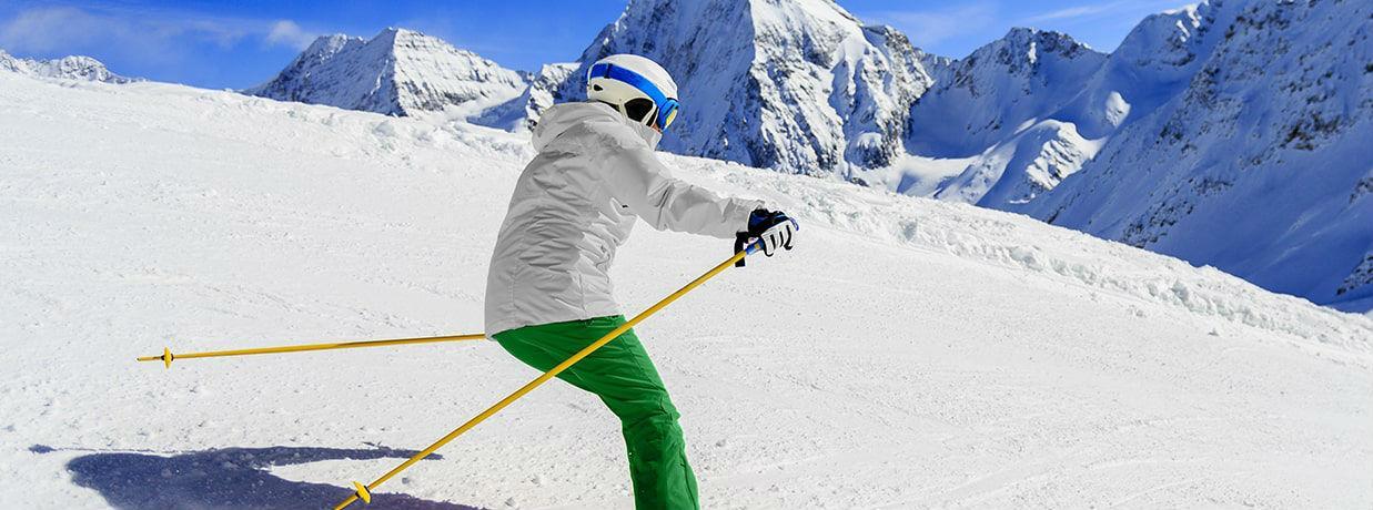Cours particulier de ski Adultes - Basse saison - Arc 1950