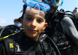 SSI Scuba Rangers Diving Course in Pula for Kids (8-12 y.)