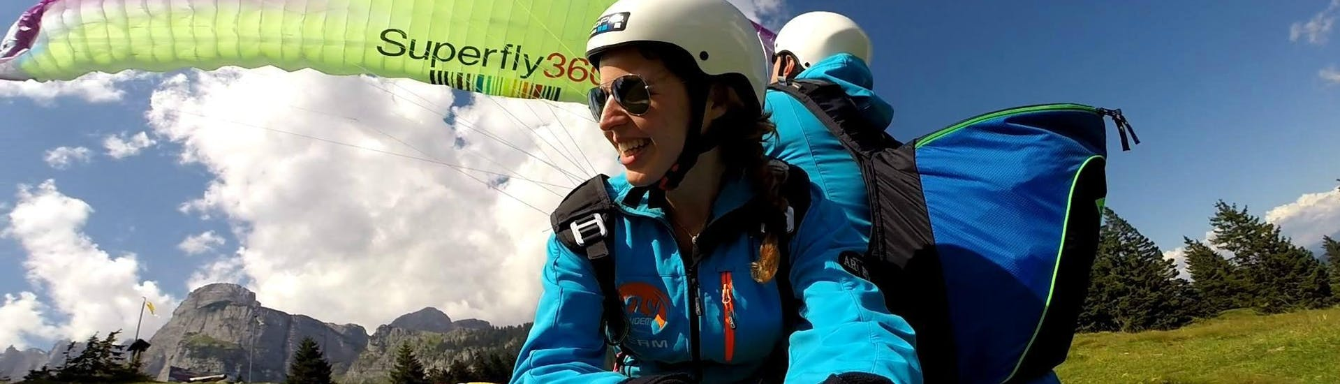 tandem-paragliding-in-molveno-ifly-tandem-hero
