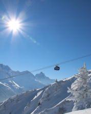 Ski schools in St. Anton (c) Arlberger Bergbahnen