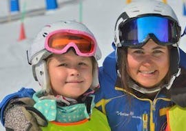Skiing Lessons for Kids (from 5 years) - All Levels