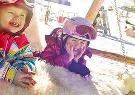 """Kids Ski Lessons """"Minis"""" (2.5-3 y.) for All Levels with Skischule Söll Hochsöll Embacher"""