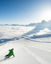 Ski schools in St. Moritz (c) St.Moritz Tourismus, Gian Andri Giovanoli