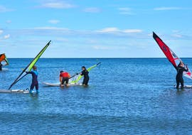 Windsurfing Lessons for Adults and Children - Beginners