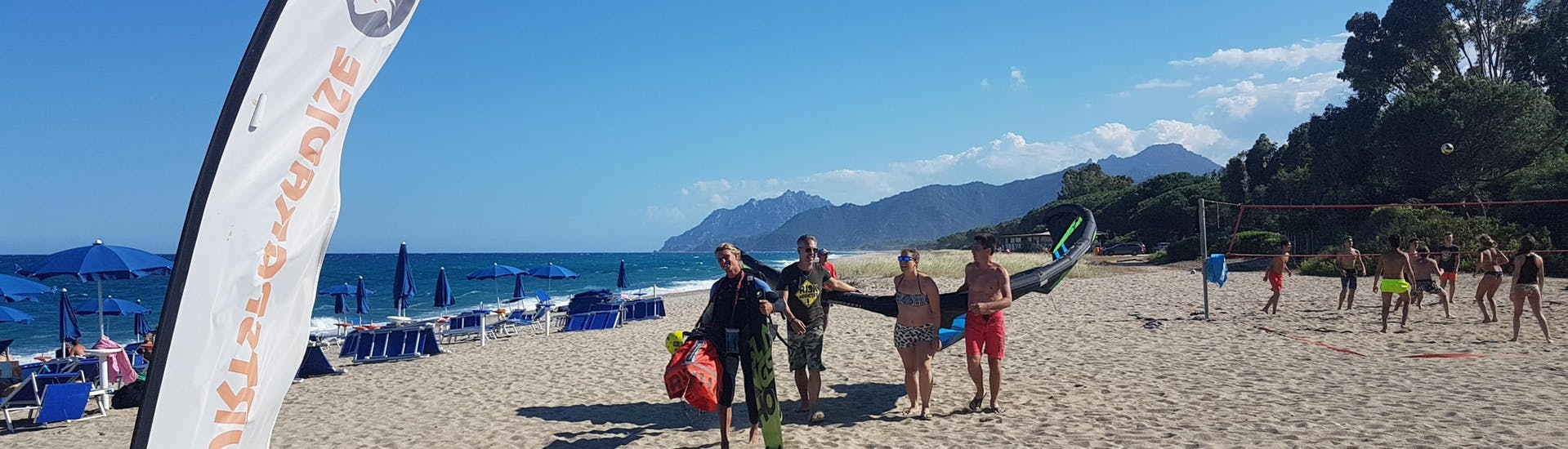 Kitesurfing Lessons for Teens & Adults - Advanced