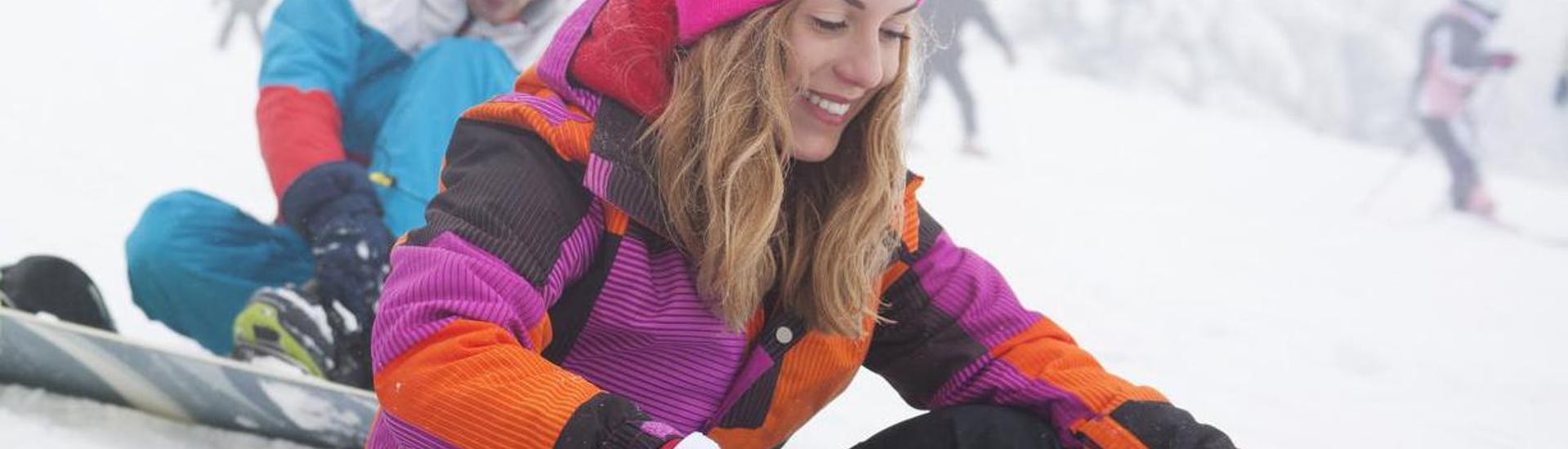Snowboard Instructor Private in Stuben - All Levels