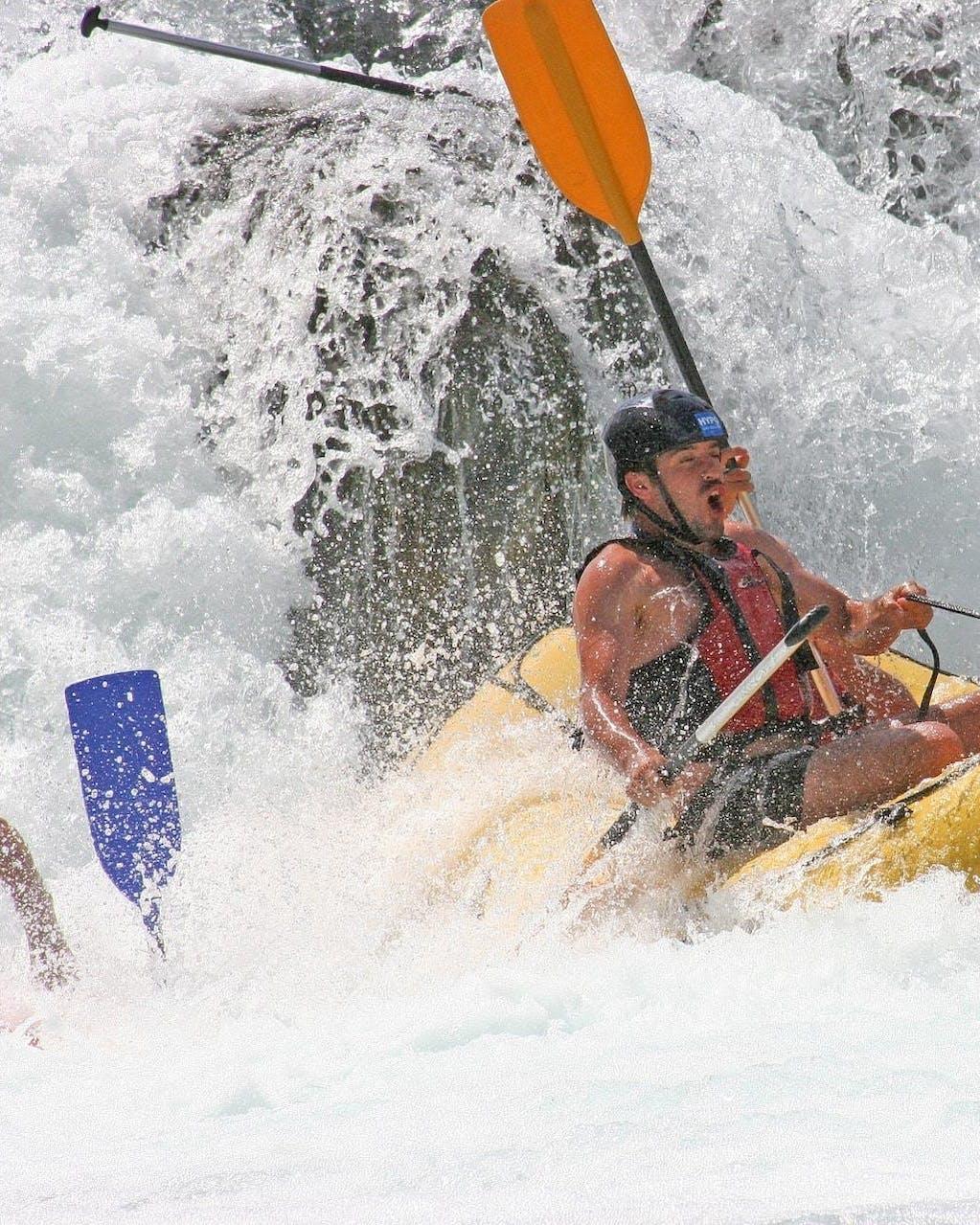 Rafting & Canyoning Styrie (c) Pixabay