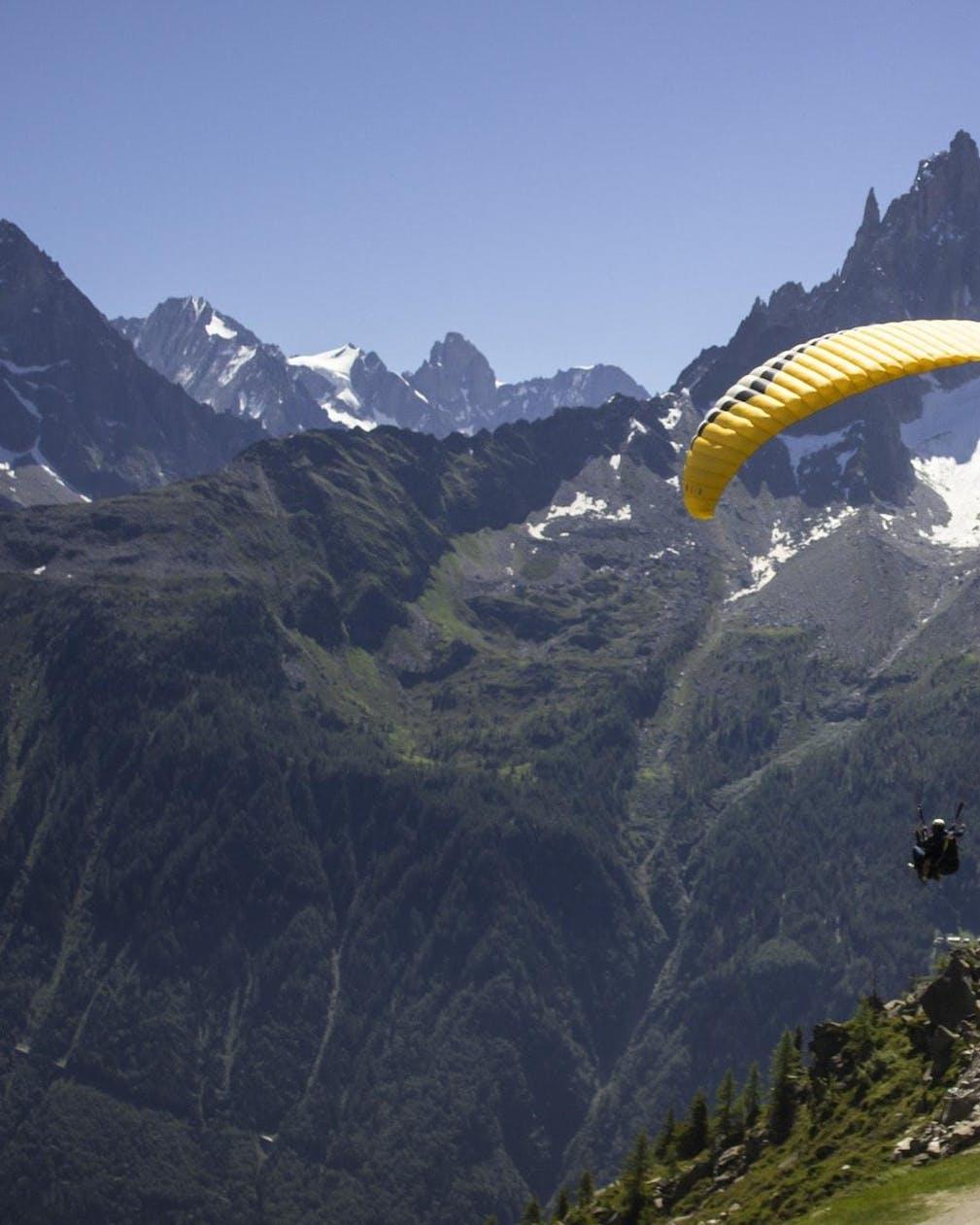 Paragliding South Tyrol (c) Pixabay