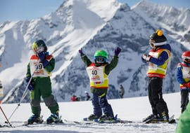 Kids Ski Lessons (4-14 y.) for Beginners