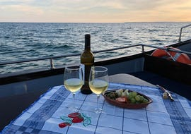 Picture taken during the Sunset Boat Tour to Alvor cruise with Blue Ocean Trips.