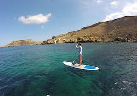 Stand Up Paddling Tour in Malta