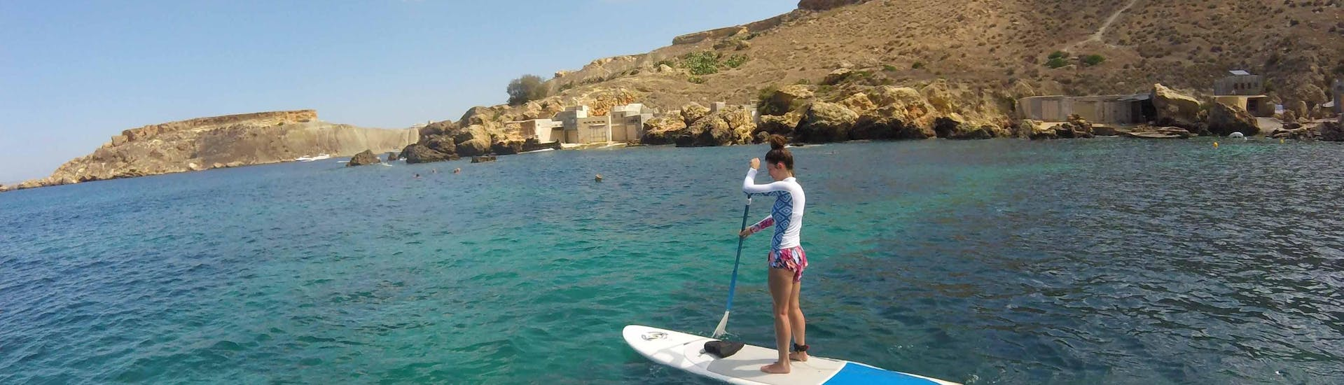 Stand Up Paddle Tour in Malta