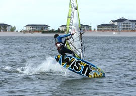 """Windsurfing Lesson """"SAC Step Pro"""" - Heiligenhafen"""