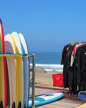 Surfing Anglet (c) Shutterstock