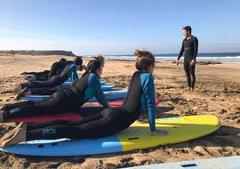 Surfing Lessons for Kids & Adults - All Levels