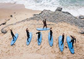 Curso de Surf para Niños - Principiantes
