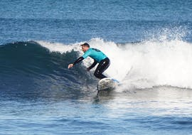 Surfing Lessons for Adults - Advanced