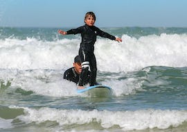 Surfing Lessons for Kids (5-10 years) - Centrale Beach