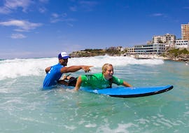 Surfing Lessons in Bondi Beach for Adults - Winter