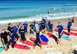Surfkurs (ab 11 J.) in Lacanau